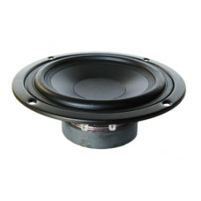 "5"" 8oz 8 ohm 1"" VC Treated Paper Cone Rubber Surround Midrange"