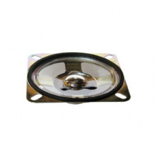 "2.5"" 8 ohm Clear Mylar Alnico Magnet Speaker"