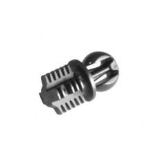 Male Plastic Grill Fastener Pin