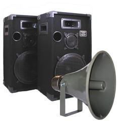 PA - DJ System